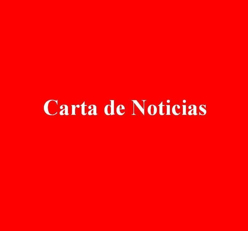 Carta de Noticias