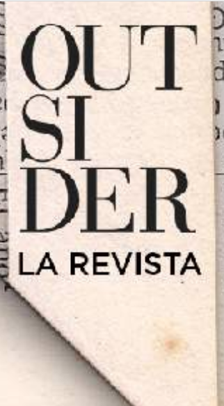 Outsider, la revista