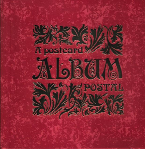 Portada Álbum postal