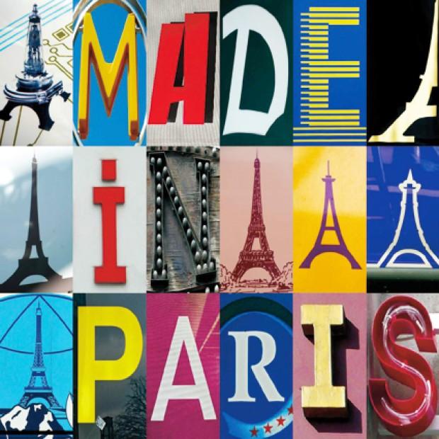 Portada Made in París