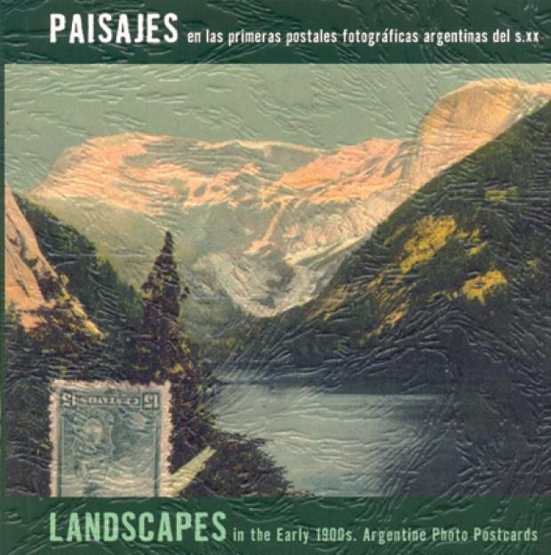 Portada Paisajes en las primeras postales fotográficas
