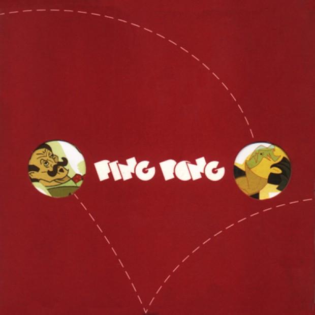 Portada Ping pong