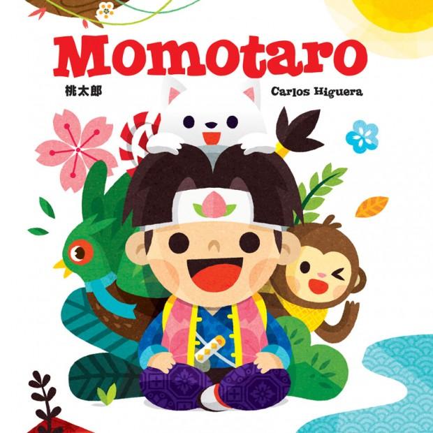 Portada Momotaro