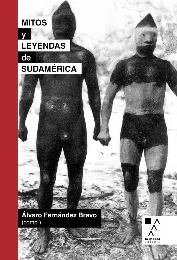 Portada Mitos y leyendas de Sudamérica
