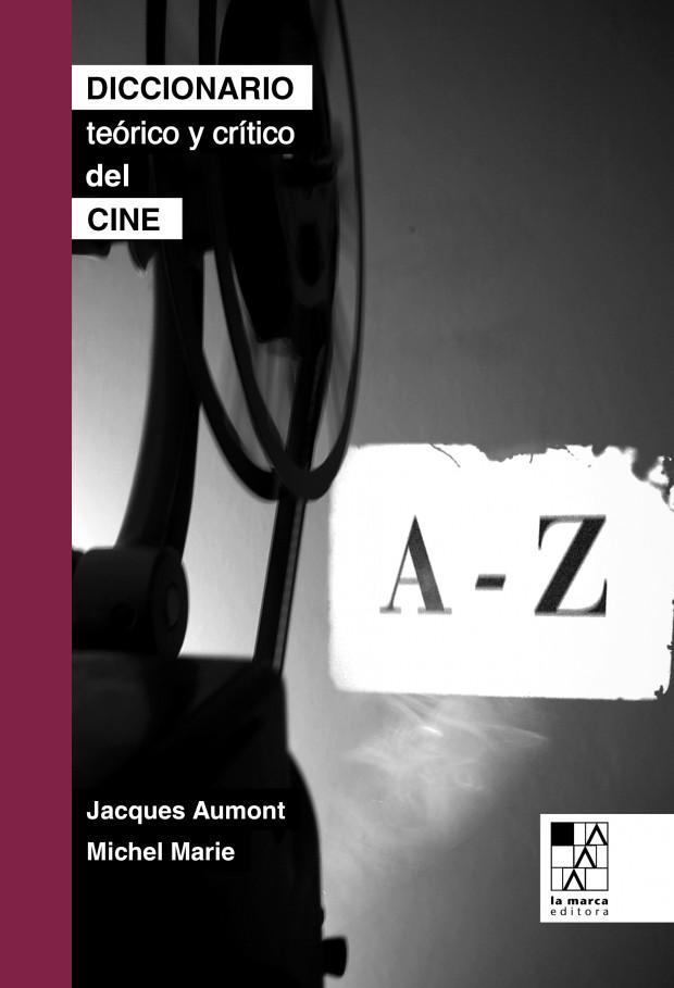 Portada Diccionario teórico y crítico del cine