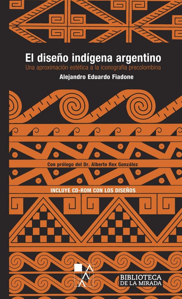 Portada El diseño indígena argentino