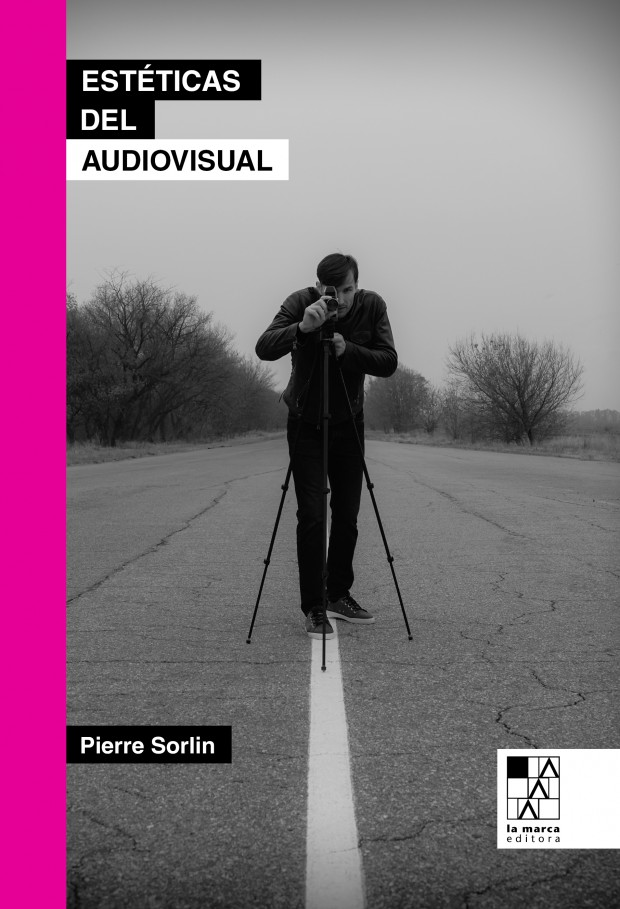 Portada Estéticas del audiovisual