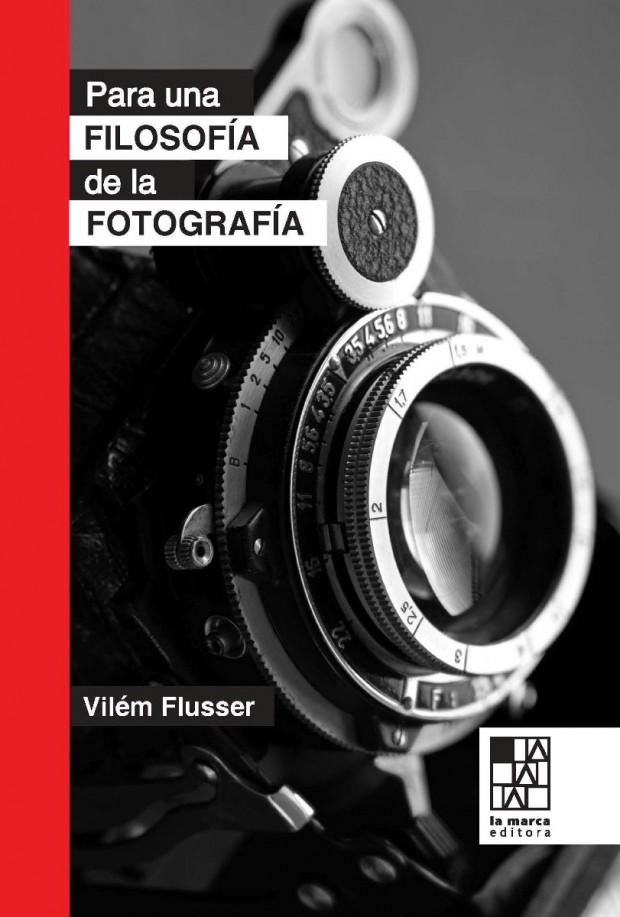 Portada Para una filosofía de la fotografía