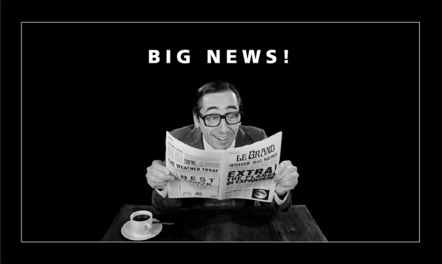 Portada Big news!