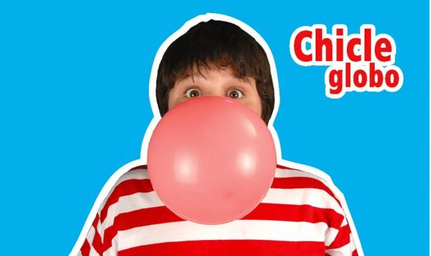 Portada Chicle globo