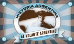 El volante argentino