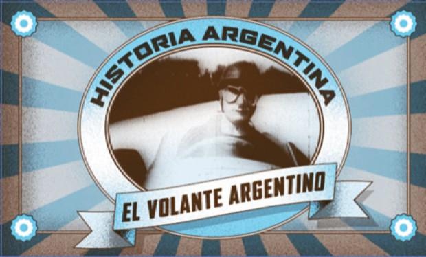 Portada El volante argentino