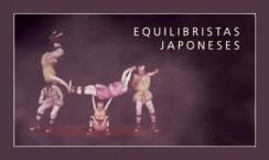 Equilibristas japoneses