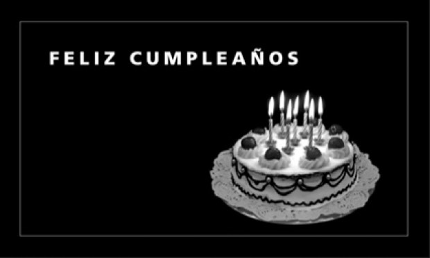 Portada Feliz cumpleaños
