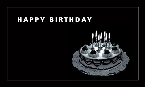 Portada Happy birthday