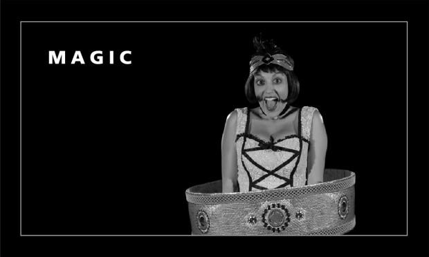 Portada Magic