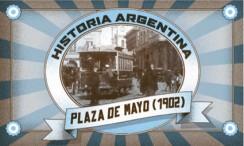 Plaza de mayo (1902)