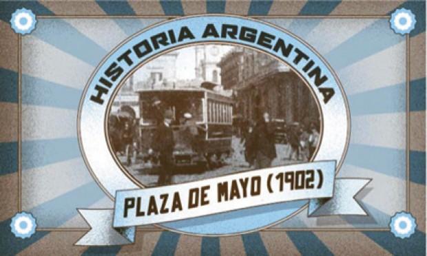 Portada Plaza de mayo (1902)