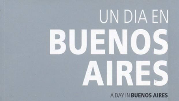 Portada Un día en Buenos Aires