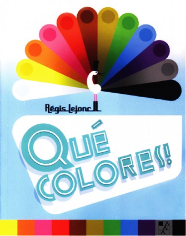 Portada ¡Qué colores!