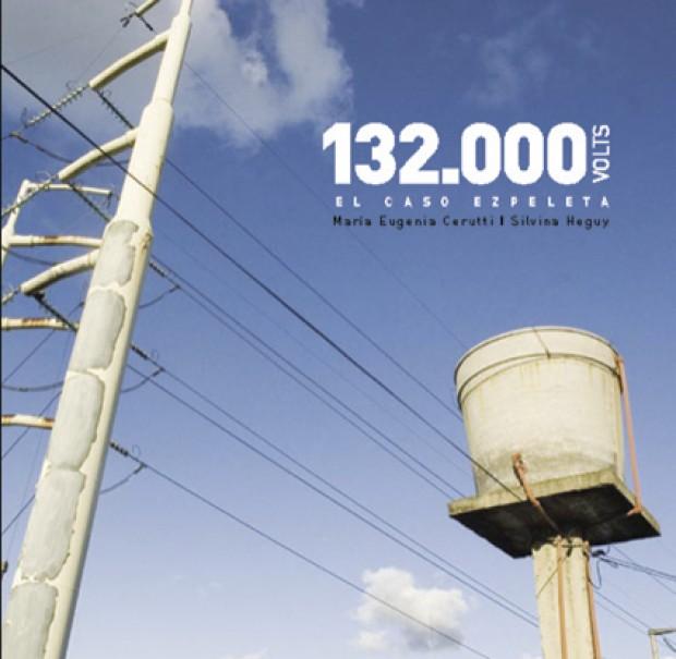 Portada 132.000 volts