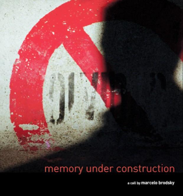 Portada Memory under construction